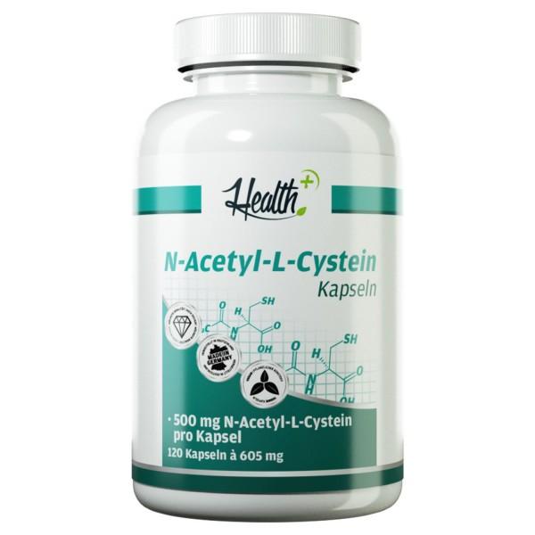 N-Acetyl-Cystein 500 mg 120 Kapseln