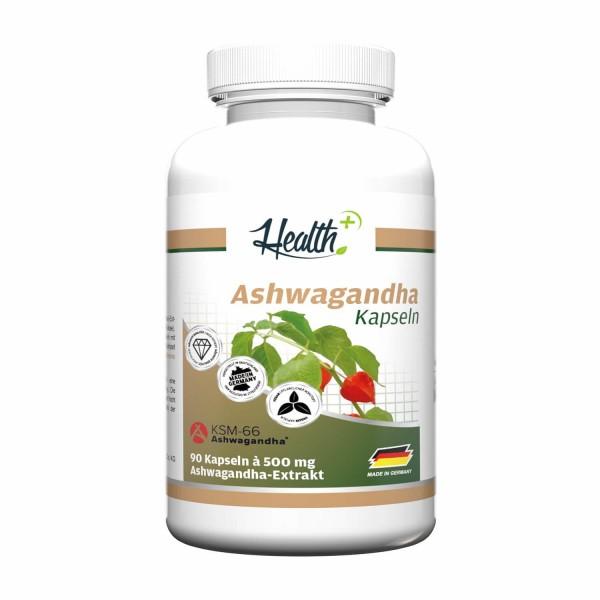 Ashwagandha | 500 mg | 90 Kapseln Kapsel