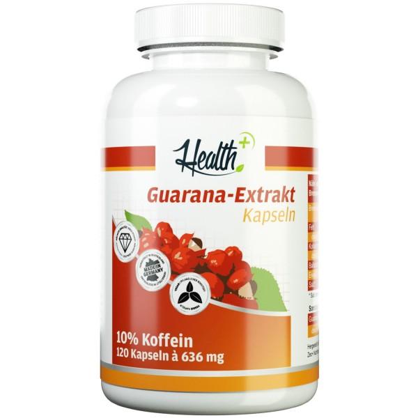Guarana 500 mg 120 Kapseln