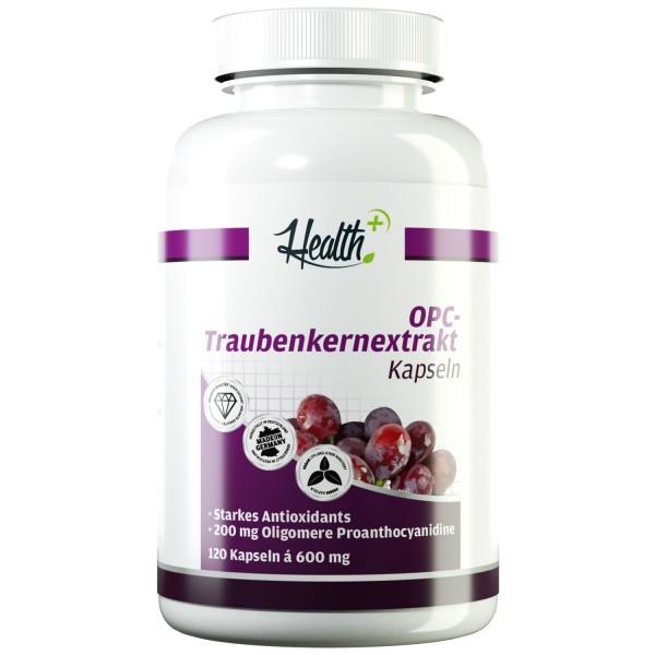 OPC Traubenkernextrakt 200 mg 120 Kapseln
