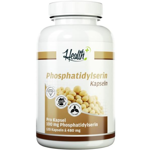 Phosphatidylserin | 100 mg | 120 Kapseln
