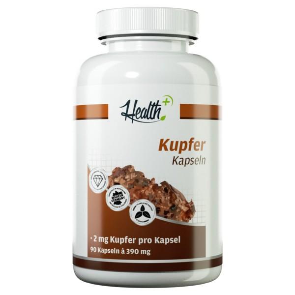 Kupfer 2 mg 90 Kapseln