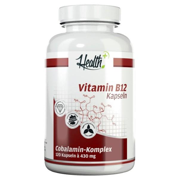 Vitamin B12 1000 μg Cobalamin-Komplex 120 Kapseln