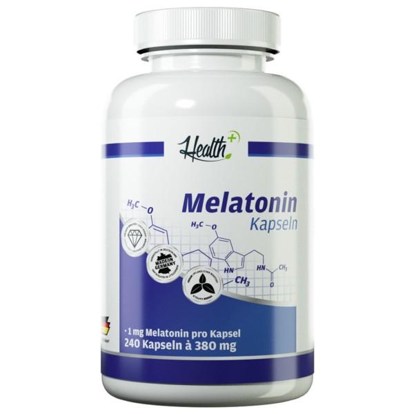 MELATONIN | 1 mg | 240 Kapseln